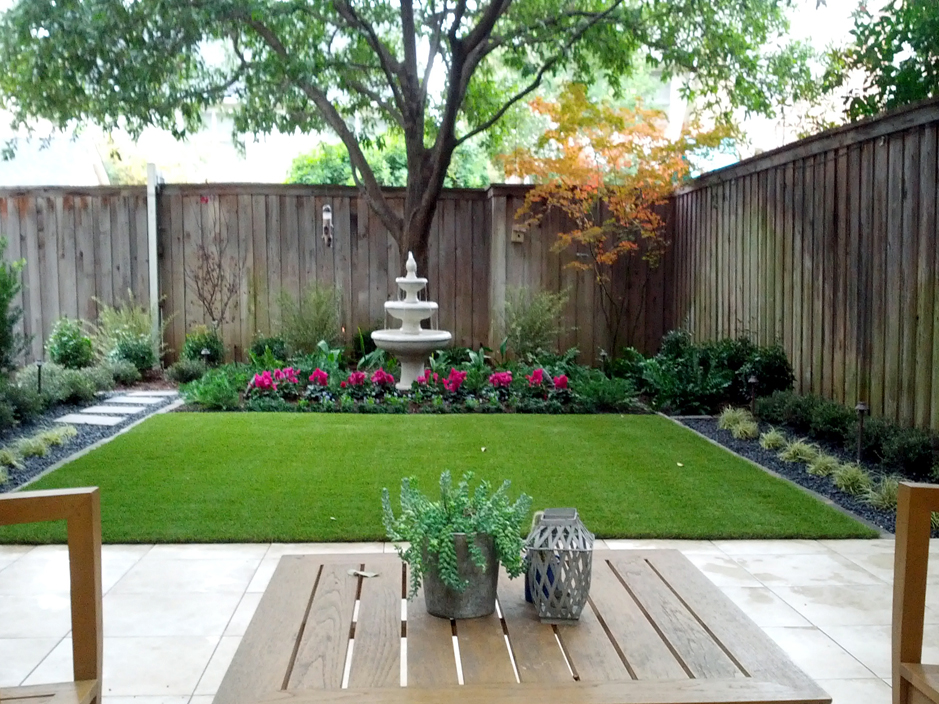 grass free yard ideas - Akba.greenw.co