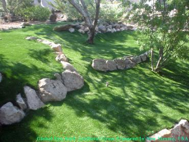 Artificial Grass Photos: Artificial Grass Carpet Grosse Pointe, Michigan Landscape Rock, Pavers