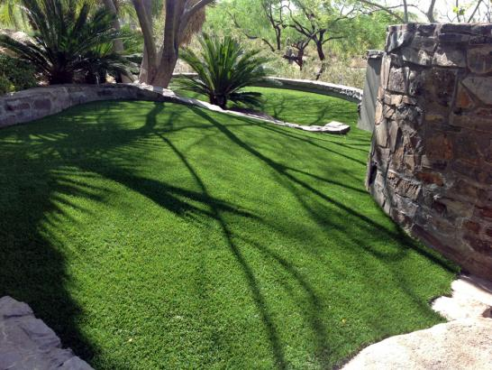 Artificial Grass Photos: Artificial Grass Installation Niles, Michigan Backyard Playground