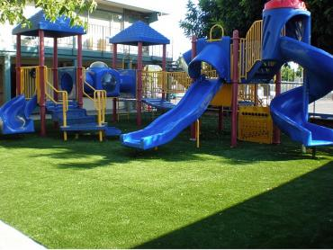 Artificial Grass Photos: Artificial Lawn Lakeview, Michigan Landscaping, Commercial Landscape