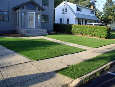 Artificial Grass Photos: Artificial Turf Bellevue, Michigan Lawns, Front Yard