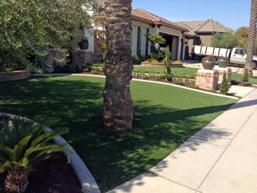 Artificial Grass Photos: Artificial Turf Installation Petersburg, Michigan Home And Garden, Front Yard Landscape Ideas