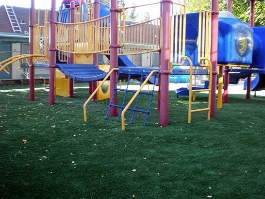 Artificial Grass Photos: Fake Grass Carpet Gaines, Michigan Upper Playground, Commercial Landscape