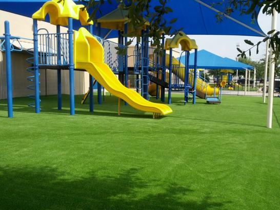 Artificial Grass Photos: Faux Grass Benton Heights, Michigan Upper Playground, Commercial Landscape