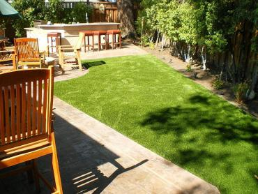 Artificial Grass Photos: Faux Grass Ortonville, Michigan Landscaping Business, Small Backyard Ideas
