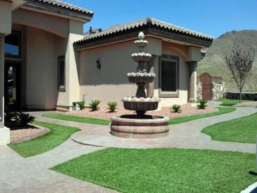 Artificial Grass Photos: Grass Turf Wixom, Michigan Lawns, Small Front Yard Landscaping