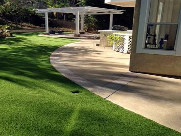Artificial Grass Photos: Green Lawn Columbiaville, Michigan Roof Top, Front Yard Design