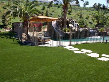 Artificial Grass Photos: Installing Artificial Grass Ann Arbor, Michigan Landscape Photos, Kids Swimming Pools