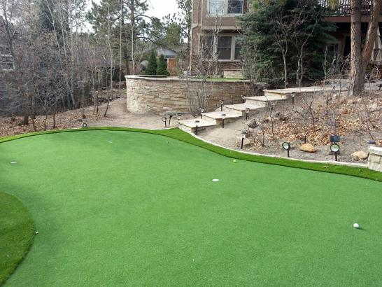 Artificial Grass Photos: Installing Artificial Grass Kingston, Michigan Landscape Ideas, Beautiful Backyards