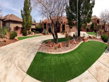 Artificial Grass Photos: Outdoor Carpet Clawson, Michigan Rooftop, Front Yard Ideas