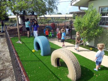 Artificial Grass Photos: Outdoor Carpet Essexville, Michigan Playground Flooring, Commercial Landscape
