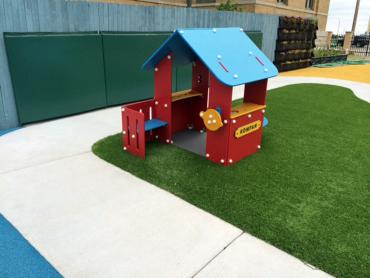 Artificial Grass Photos: Synthetic Grass Metamora, Michigan Athletic Playground, Commercial Landscape
