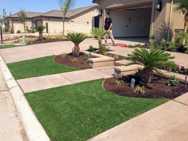 Artificial Grass Photos: Synthetic Turf Supplier Tecumseh, Michigan Landscape Rock, Front Yard Landscaping