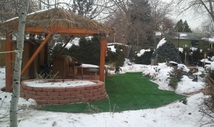 Artificial Grass for Commercial Applications in Detroit